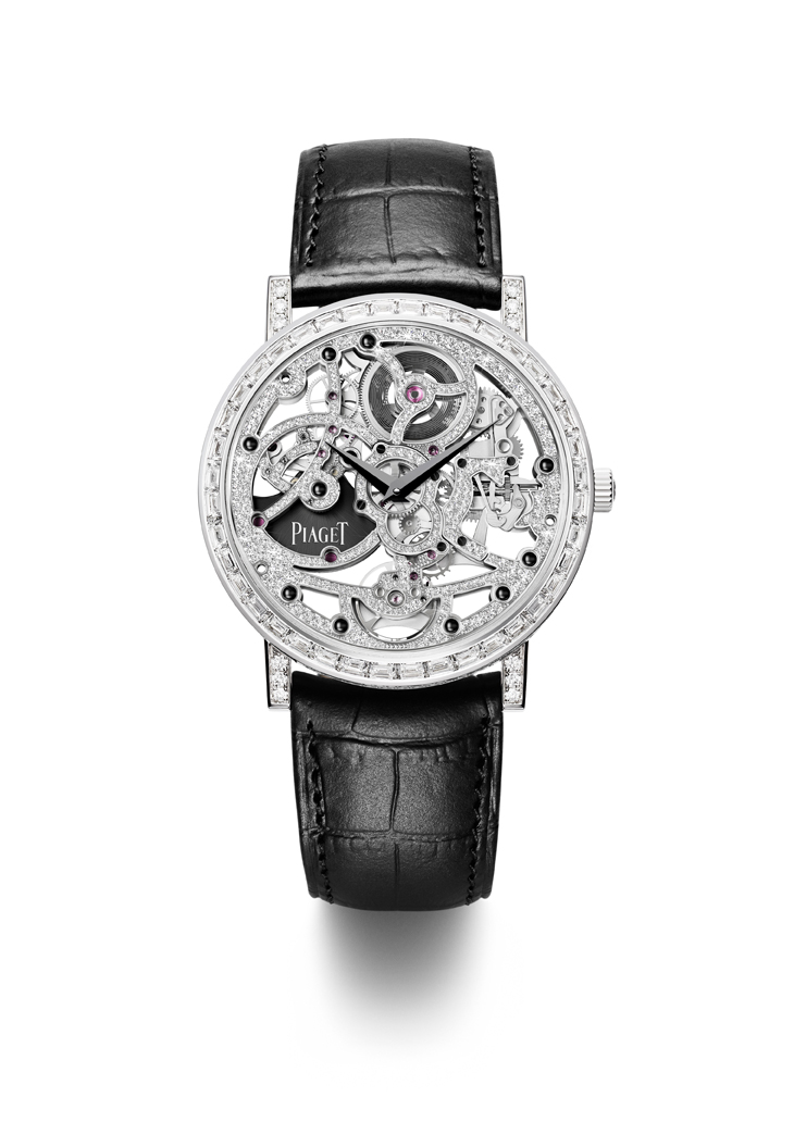 Piaget Altiplano SIHH 2013