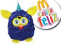 Empieza el año con los adorables Furby miniatura en la Cajita Feliz de McDonald's