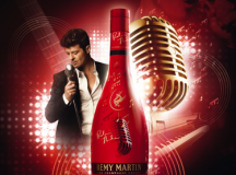 """Rémy Martin, el cognac que hizo posible el video de la famosa """"Blurred Lines"""", de Robin Thicke"""