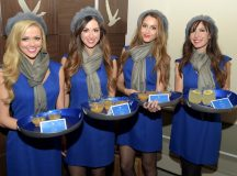 Grey Goose Blue Door Lounge durante el Sundance Film Festival