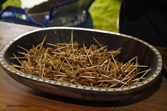 Wildfoods Festival The Pickled Huhu