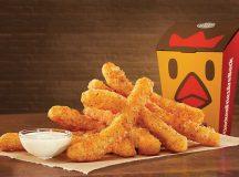 BURGER KING lanza en México sus famosas Chicken Fries