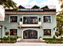 Starbucks abre en México la tienda Reserve más grande de América Latina