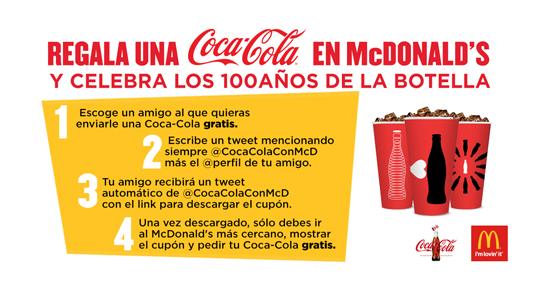 coca cola mcdonalds