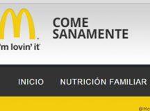 Promueve McDonald's una vida saludable