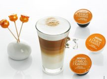 Receta: Manzanitas Caramelizadas acompañadas con un Caramel Latte Machiato