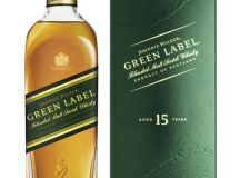 Johnnie Walker Green Label Regresa a México con Disponibilidad Limitada