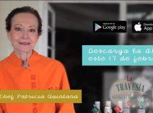 La App de Patricia Quintana te permitirá cocinar como chef en tu propia casa