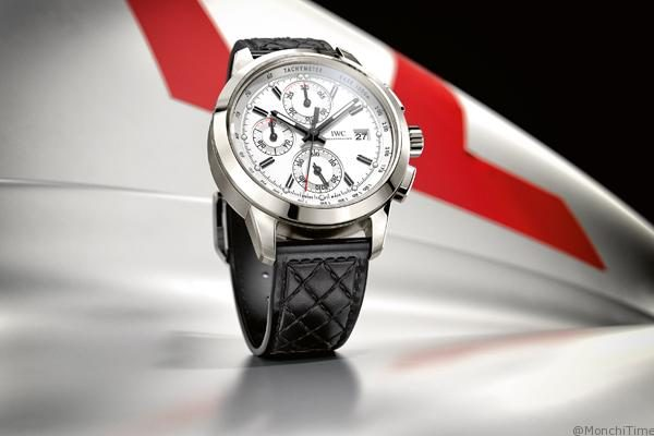 "The Ingenieur Chronograph Edition ""W 125"" (Ref. IW380701)"