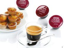 Receta: Mini Muffins de Miel con Dolce Gusto