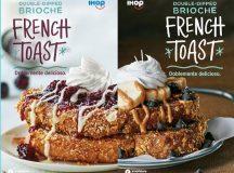 IHOP anuncia la llegada del Double–Dipped Brioche French Toast #DondeComer