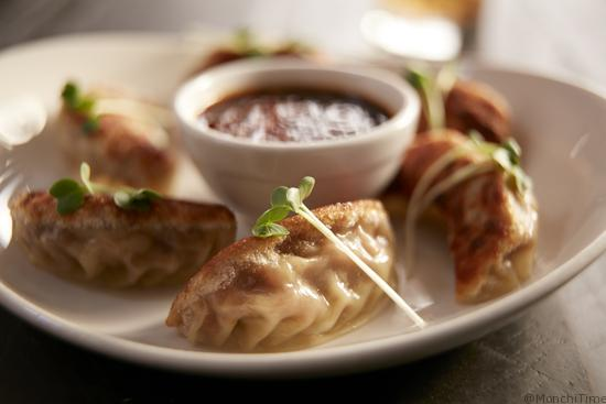 Braised Pork Rib Dumplings