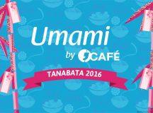 ¡Vive la celebración del Tanabata en UMAMI by J'Café!