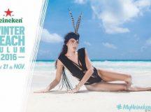 Heineken Winter Beach: El festival premium más importante del Caribe Mexicano