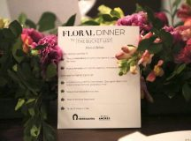 Floral Dinner: Experiencias Únicas de The Bucket List México