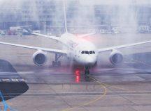 Air France le da la bienvenida a su primer Boeing 787
