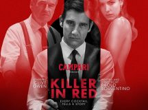 "Campari presenta ""Campari Red Diaries 2017"" y el cortometraje ""Killer in Red"""
