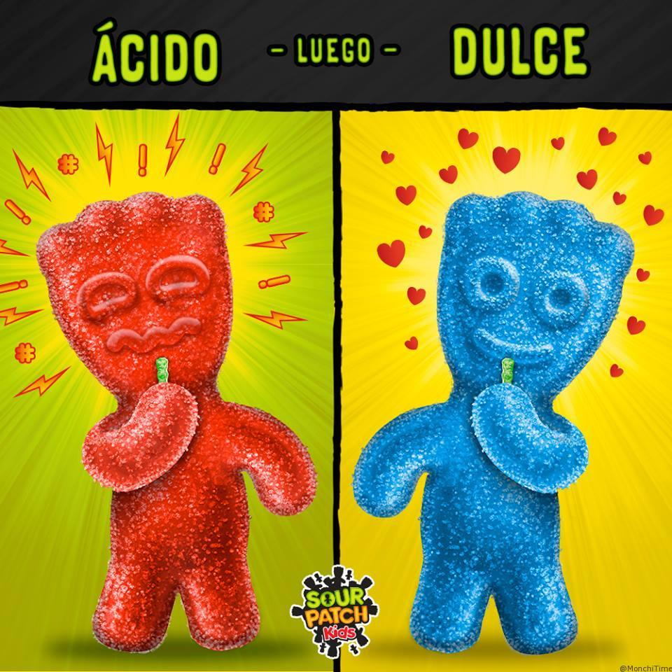 Sour Patch Kids: la gomita más irreverente y divertida
