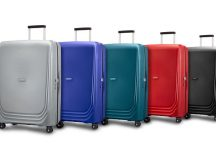 Samsonite presenta Optic