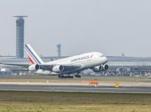 El A380 de Air France disponible, diariamente, a partir de 2017