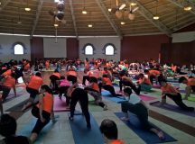 ¡Ilumínate con Yoga! Un encuentro de Sports World que impulsa la cultura Wellness