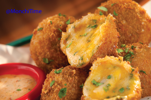 Texas Cheese Poppers