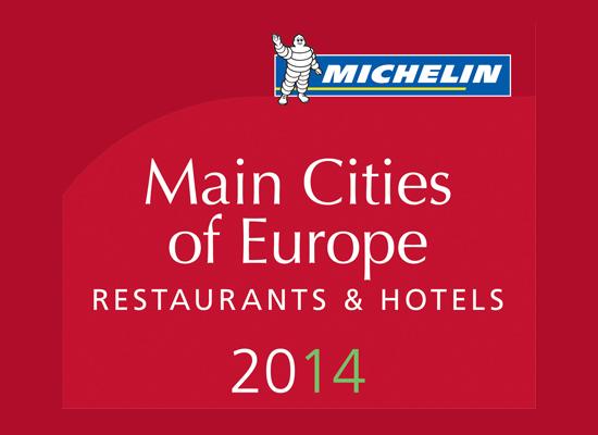 guía Michelin 2014