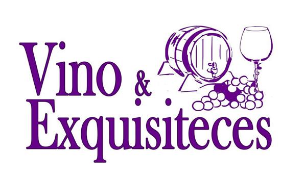 VINO Y EXQUISITECES- LOGO