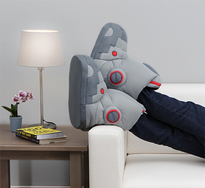 Robot-Slippers