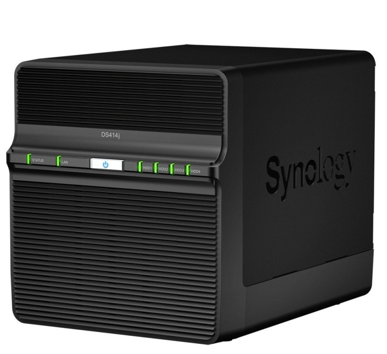 Synology-America-DiskStation-4-Bay-Network-Attached-Storage