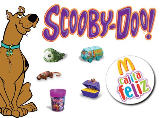 scooby-doo mcdonald s