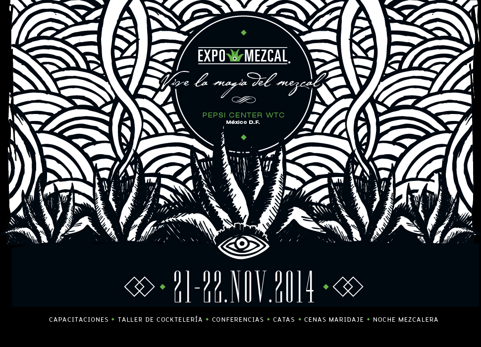 save the date expo mezcal
