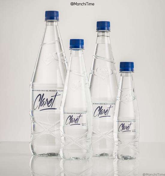 Agua Claret Familia