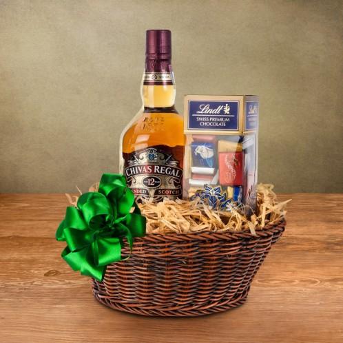 arcon-navideno-de-chocolate-con-whisky-chivas-regal