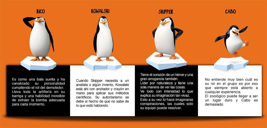 mcdonalds pingüinos Madagascar