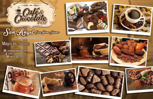 CAFÉ Y CHOCOLATE FEST- BANNER