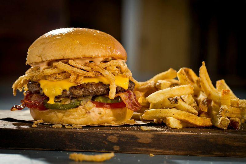 Mooyah Burger
