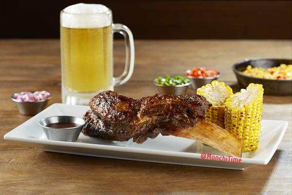 Beef Rib BBQ Dos Equis Ambar