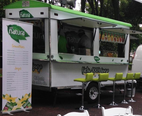 Natura Juice Truck