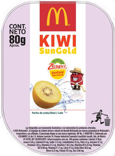 kiwi mcdonalds ok