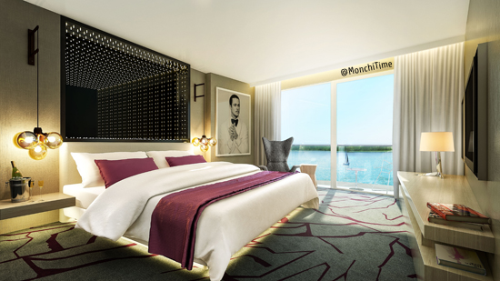 5 ph Premiere Bedroom Rendering