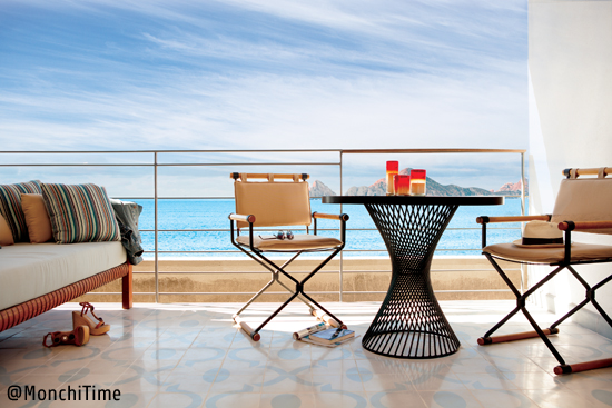 The Cape, a Thompson Hotel Beach Guestroom Balcony - Photo Credit The Cape
