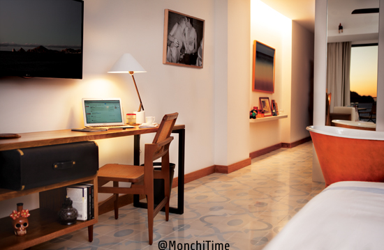 The Cape, a Thompson Hotel Business Desk - Photo Credit The Cape