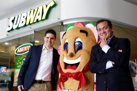Evento Subway