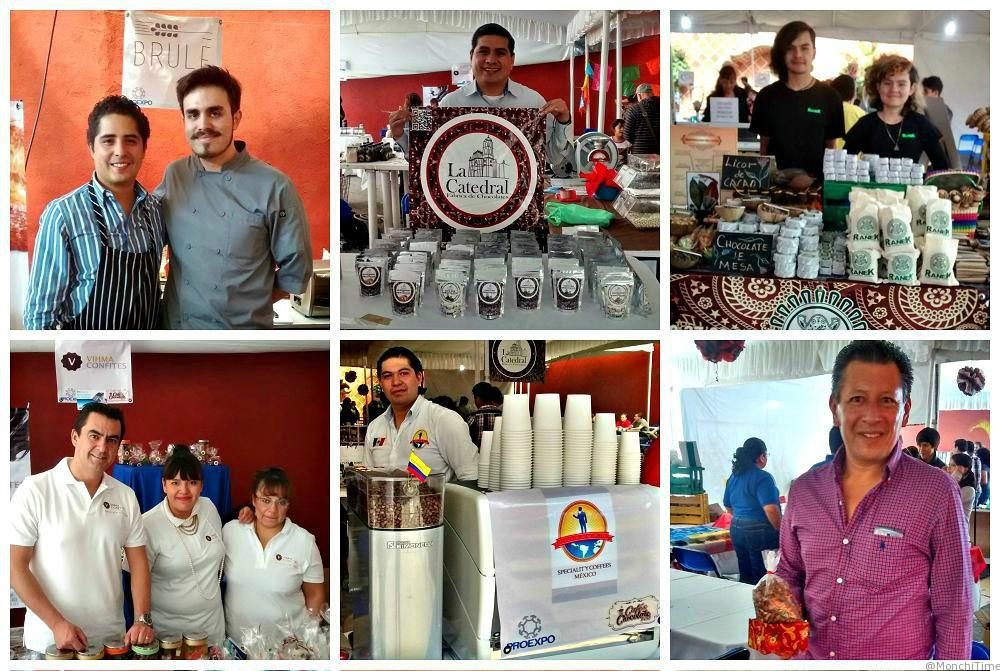 2a EXPO CAFE- EXPOSITORES- COLLAGE