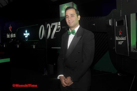 Arjan Shahani, Gerente de Heineken en México