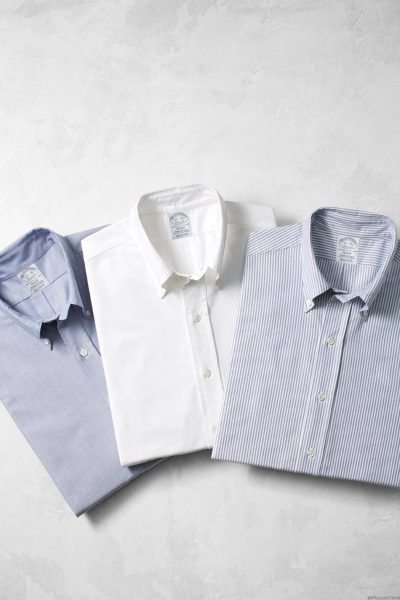 Brooks Brothers Original Polo Button Down Oxford Shirt (02)