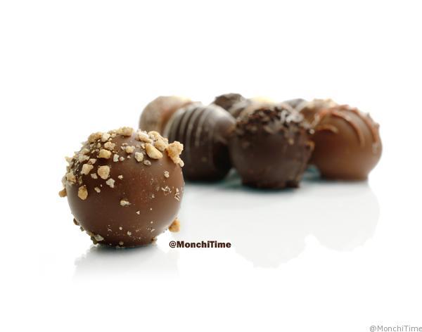 Chocolates con mole