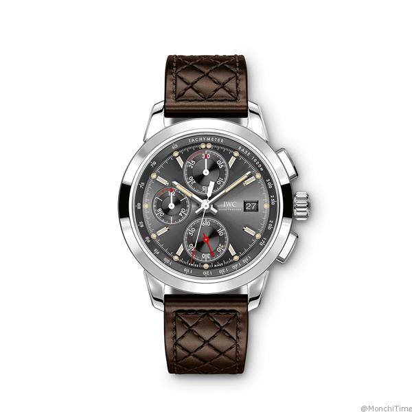 "The Ingenieur Chronograph Edition ""Rudolf Caracciola"" (Ref. IW380702)"