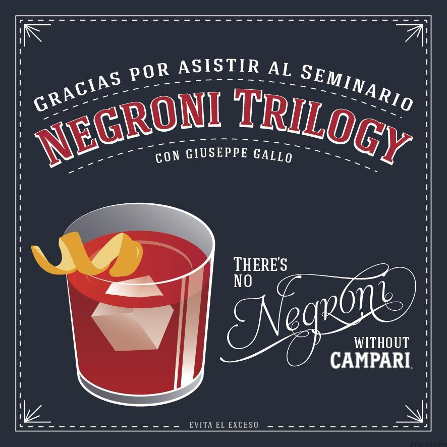 Negroni Trilogy